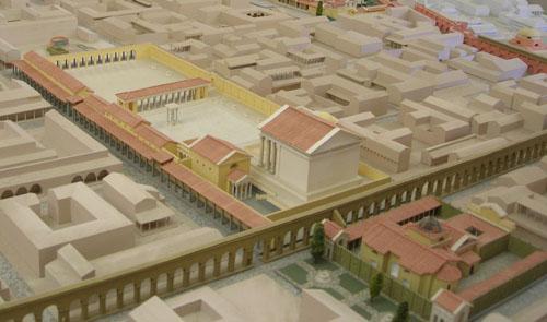 古代ローマ時代の共和国広場