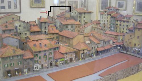 フィレンツェ旧市場