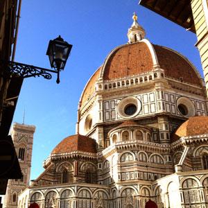 フィレンツェのドゥオモのクーポラ
