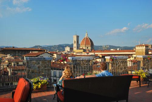 フィレンツェのホテルおすすめ