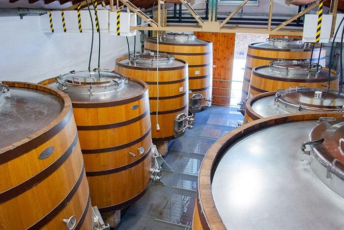 クエルチャベッラ醸造所