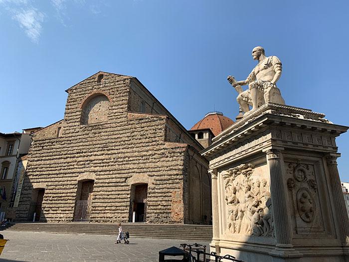 サンロレンツォ教会