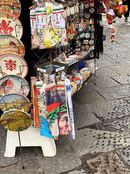 フィレンツェの店