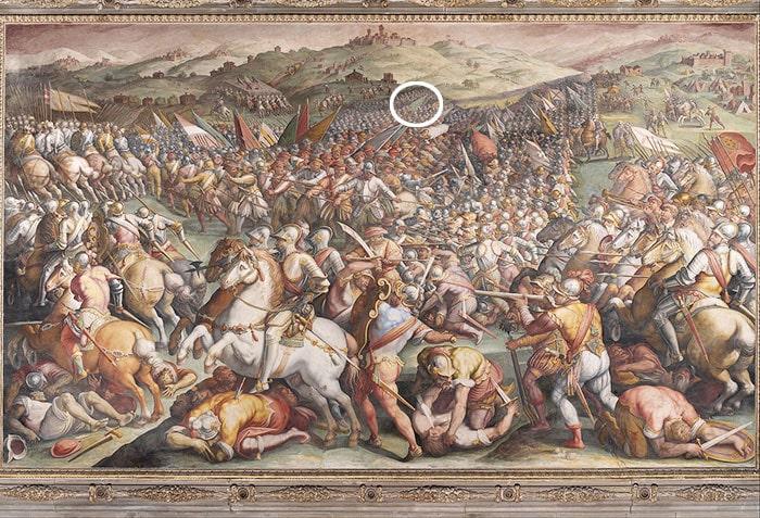 キアナ渓谷マルチャーノの戦い