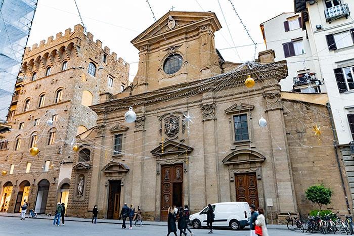 サンタ・トリニタ教会