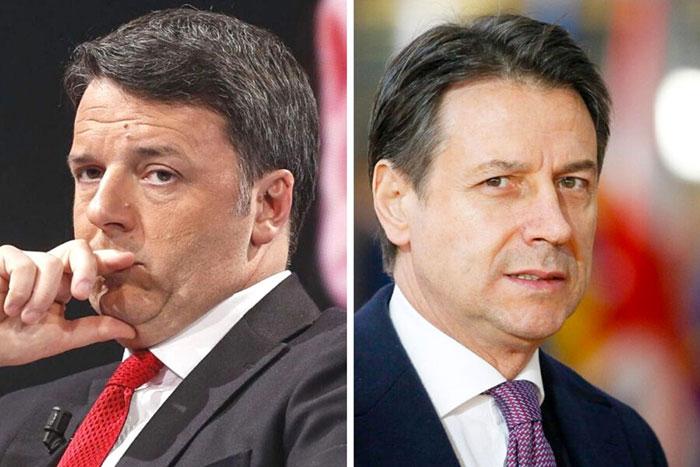 イタリア政権の危機