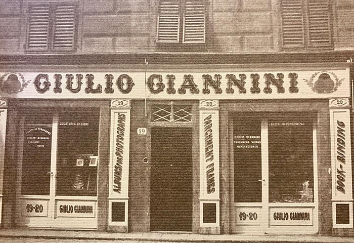 19世紀のお店