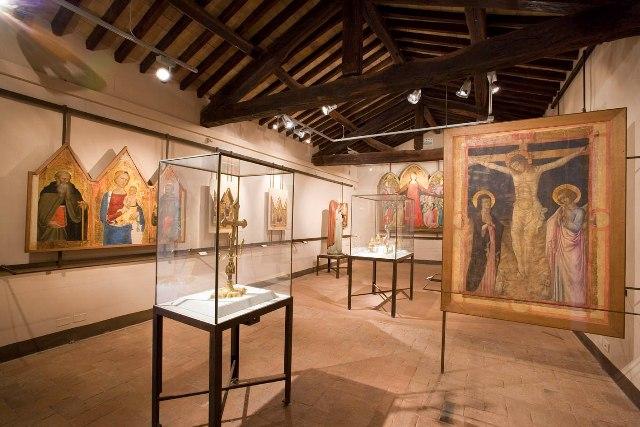 ピエンツァ司教区美術館