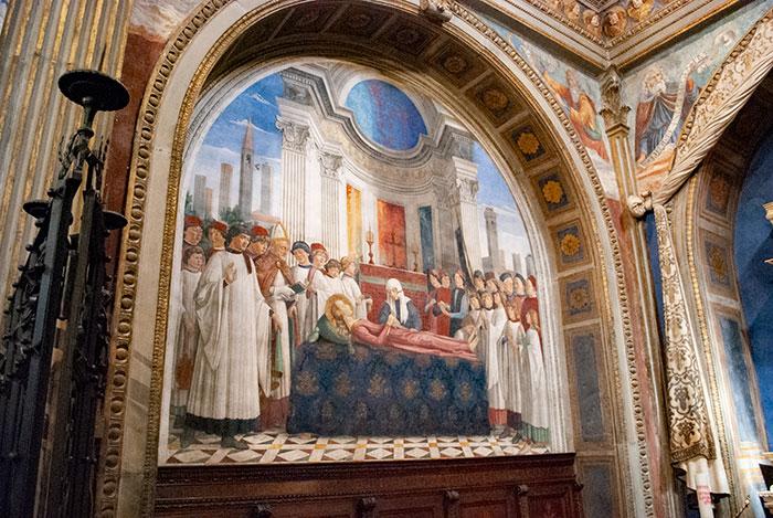 サンタ・フィーナの礼拝堂