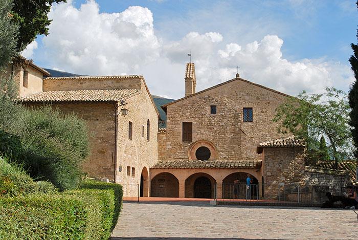 聖ダミアーノ教会