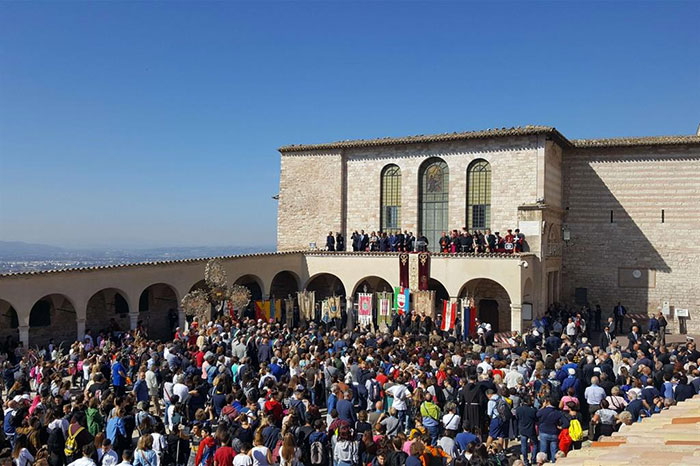 アッシジ聖フランチェスコ祭
