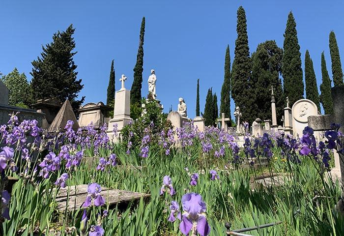 イギリス人墓地
