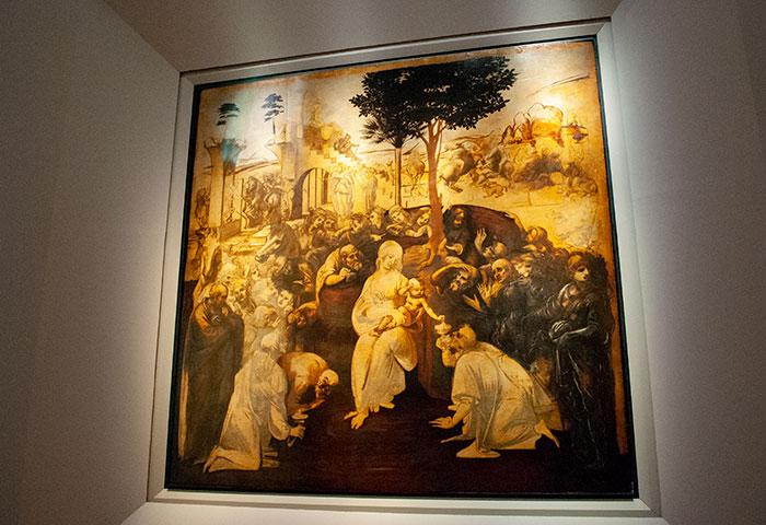 フィレンツェの美術館・博物館