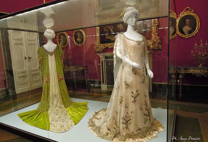 フィレンツェのファッション関連の博物館