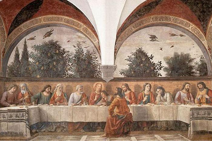 ドメニコ・ギルランダイオ(オンニサンティ教会)