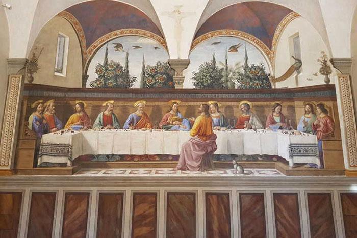 ドメニコ・ギルランダイオ(サン・マルコ教会)