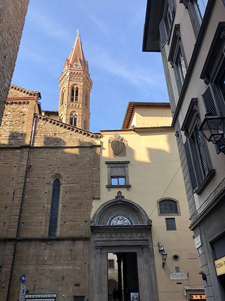 バディア・フィオレンティーナ教会