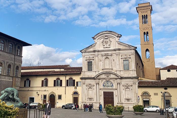 オンニサンティ教会