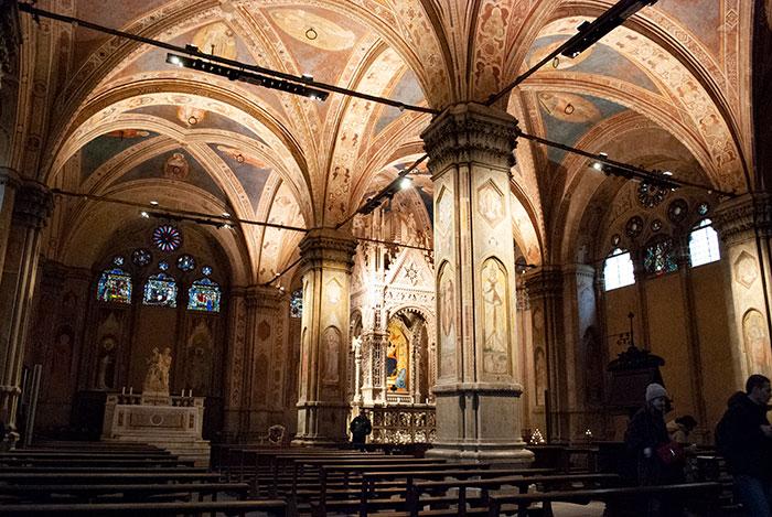 フィレンツェの小さい教会・オルサンミケーレ教会