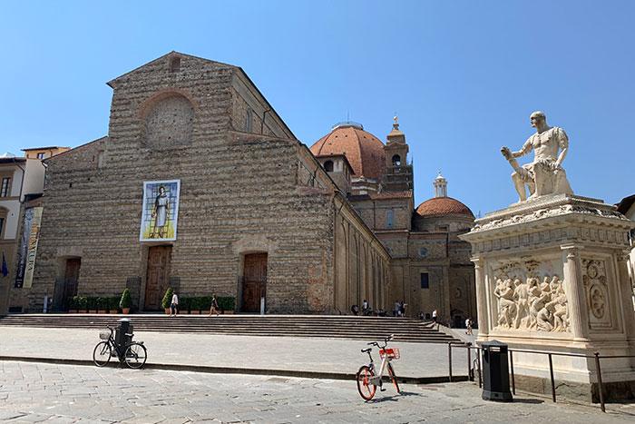 サン・ロレンツォ教会