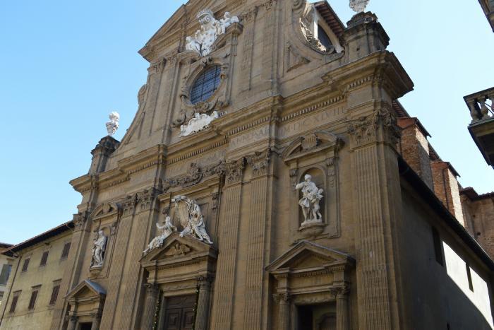 サンティ・ミケーレ・エ・ガエターノ教会