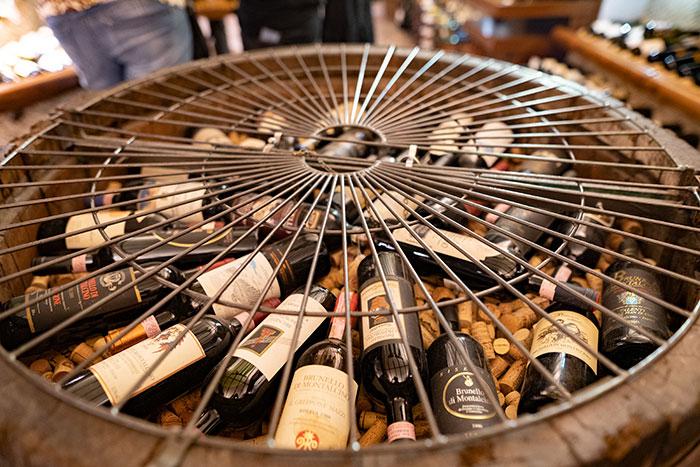 アレッシ・イタリアの赤ワイン試飲会